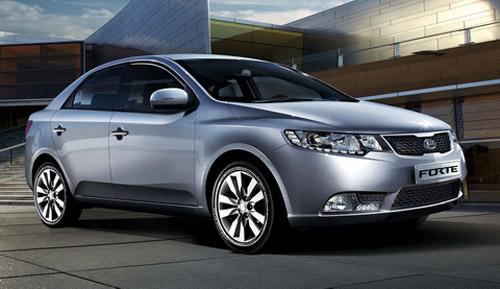 10 mẫu ô tô bán chạy nhất Việt Nam 2012 - 8