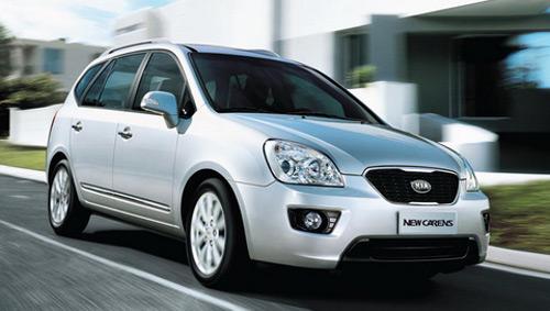 10 mẫu ô tô bán chạy nhất Việt Nam 2012 - 9