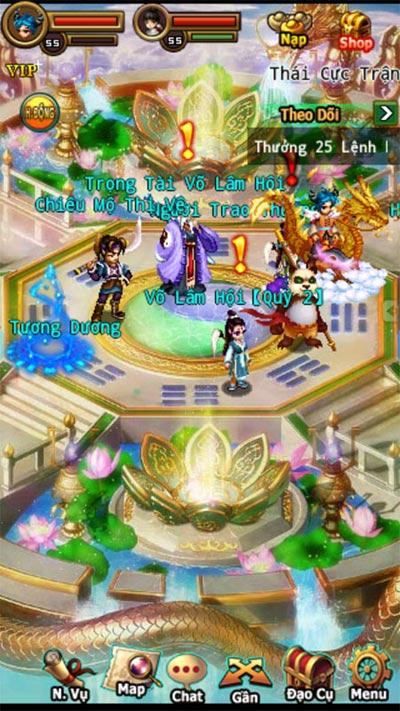 Đông Phương Hiệp - Game online dành cho iPhone - 2
