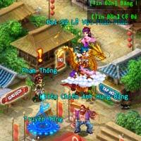 Đông Phương Hiệp - Game online dành cho iPhone