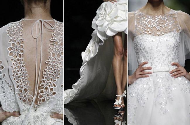 Phác họa thời trang cưới 2013 - 2