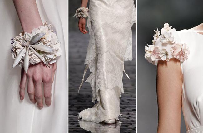 Phác họa thời trang cưới 2013 - 6