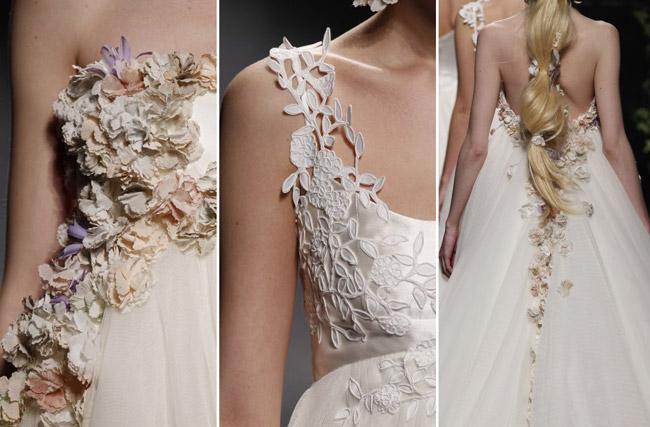 Phác họa thời trang cưới 2013 - 7