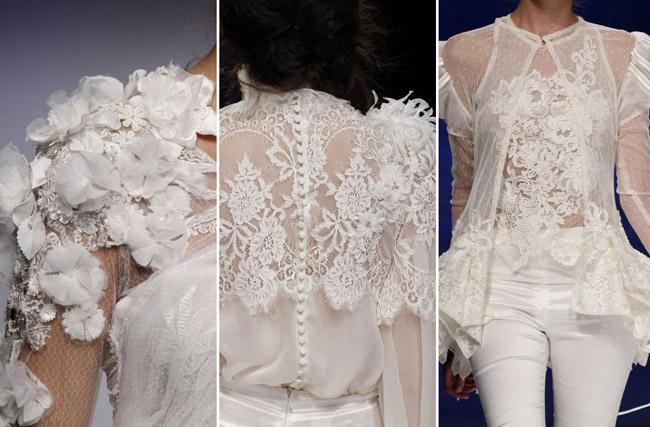 Phác họa thời trang cưới 2013 - 8