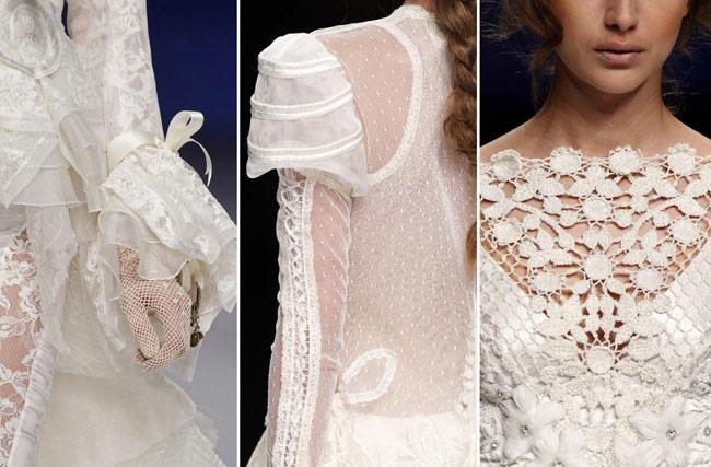 Phác họa thời trang cưới 2013 - 9