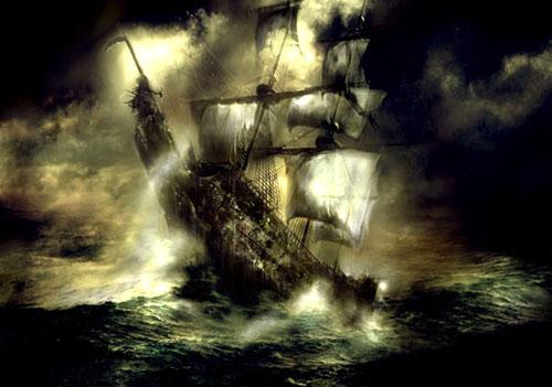 Kết quả hình ảnh cho Con Tàu Ma
