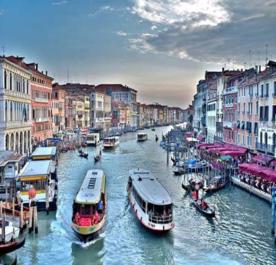 Thăm Thánh địa tình yêu Venice - 1