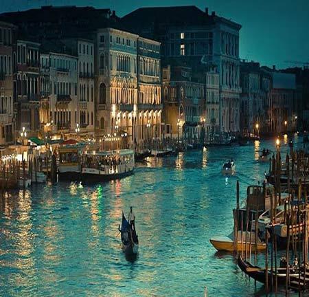 Thăm Thánh địa tình yêu Venice - 2