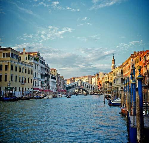 Thăm Thánh địa tình yêu Venice - 3