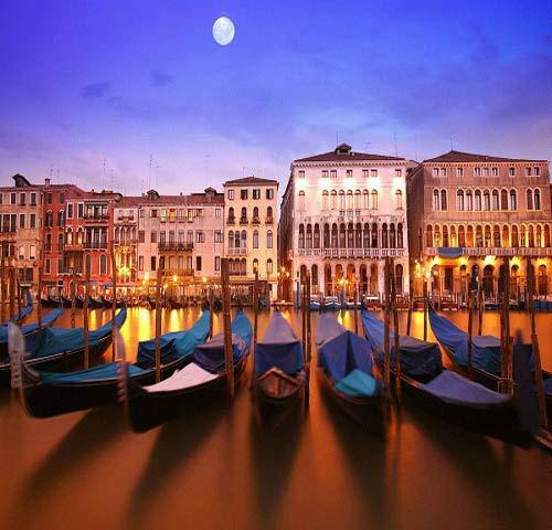 Thăm Thánh địa tình yêu Venice - 5