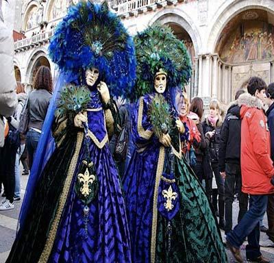 Thăm Thánh địa tình yêu Venice - 13