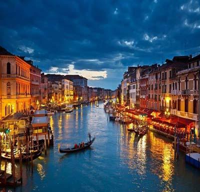 Thăm Thánh địa tình yêu Venice - 4