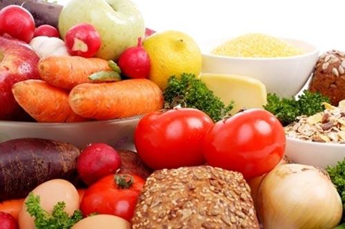 Thức ăn giàu chất xơ giúp tăng tuổi thọ - 1
