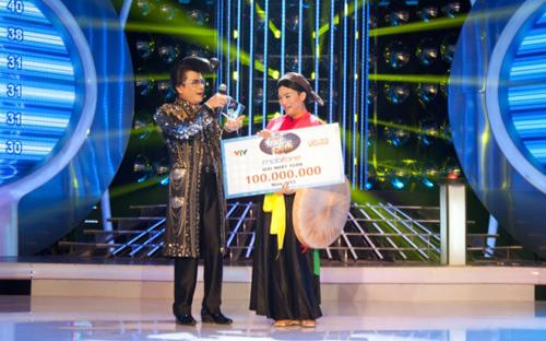 Đại Nghĩa giả gái thắng 100 triệu đồng - 8