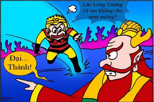 Tây Du Ký hài: Nỗi oan của Long Vương - 5