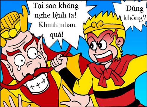 Tây Du Ký hài: Nỗi oan của Long Vương - 6