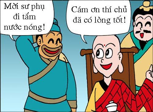 Tây Du Ký hài: Nỗi oan của Long Vương - 3