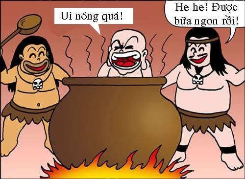 Tây Du Ký hài: Nỗi oan của Long Vương - 4