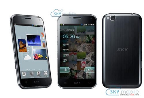 """Sky A810s điện thoại """"khủng"""" giá bình dân - 3"""