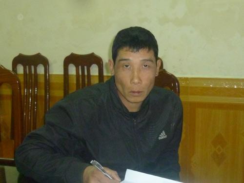 Tổ 142 Hà Nội bắt gã móc túi có 6 tiền án - 1