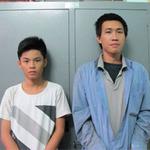 An ninh Xã hội - Bắt 2 tên chặt gần lìa tay người, cướp iphone