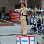 Tin tức trong ngày - Thanh Hóa cũng đưa nữ CSGT xuống đường