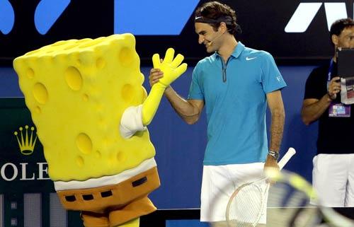 Australian Open: Djokovic&Serena nhảy ngựa - 6