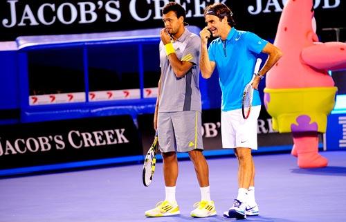 Australian Open: Djokovic&Serena nhảy ngựa - 5