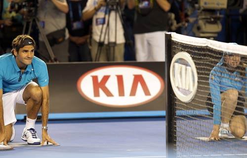Australian Open: Djokovic&Serena nhảy ngựa - 7