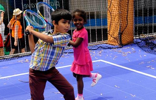 Australian Open: Djokovic&Serena nhảy ngựa - 9
