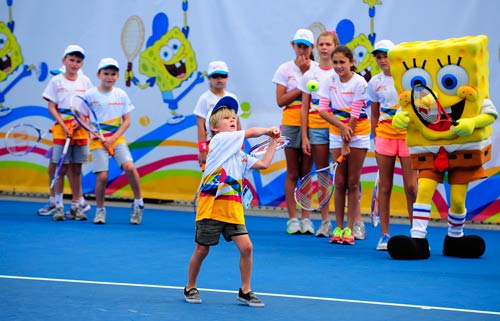 Australian Open: Djokovic&Serena nhảy ngựa - 10