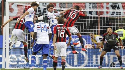 Sampdoria – Milan: Rửa hận ở Luigi Ferraris - 1