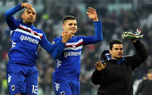 Sampdoria – Milan: Rửa hận ở Luigi Ferraris - 2