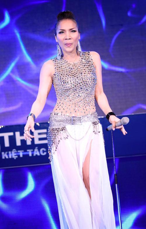 Hồng Ngọc múa bụng sexy - 8