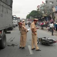 Tai nạn giao thông, 3 người chết tại chỗ