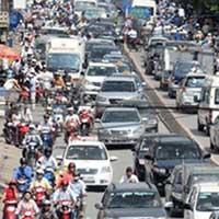 Nhiều tuyến phố Hà Nội sẽ cấm xe dịp Tết