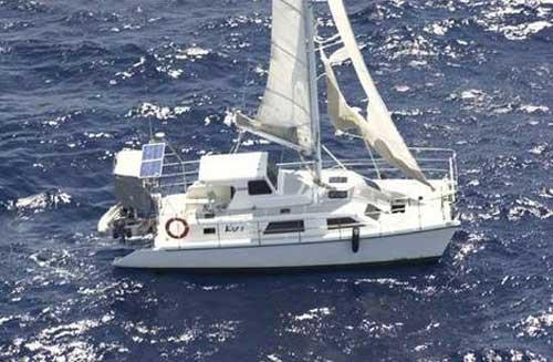 """""""Du thuyền ma"""": Bí ẩn bị vùi xuống biển - 1"""
