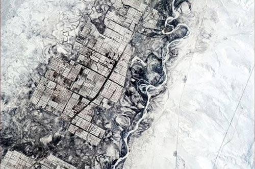 Trái đất kỳ thú khi nhìn từ trên cao - 2