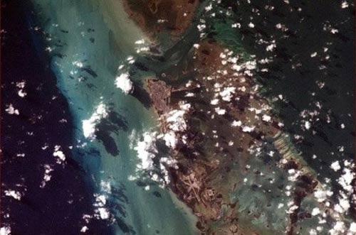 Trái đất kỳ thú khi nhìn từ trên cao - 3
