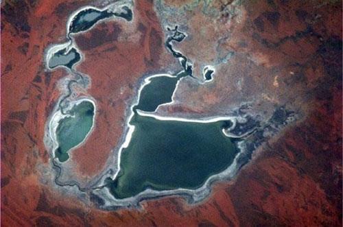 Trái đất kỳ thú khi nhìn từ trên cao - 6