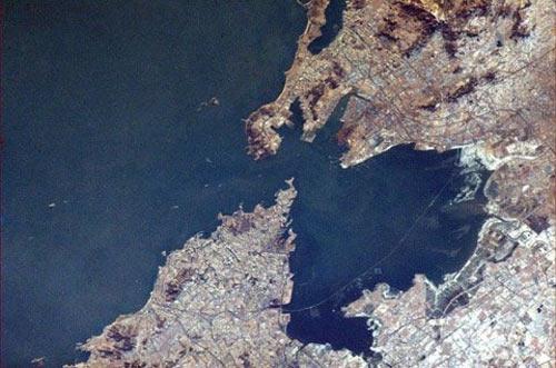 Trái đất kỳ thú khi nhìn từ trên cao - 9