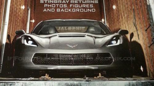 Chevrolet Corvette C7: Chiến binh giận dữ - 1