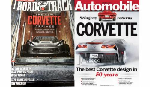 Chevrolet Corvette C7: Chiến binh giận dữ - 2