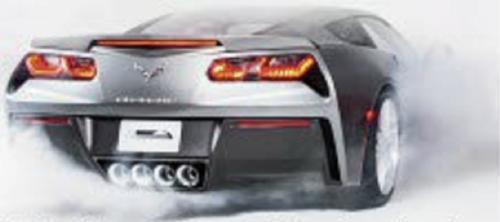 Chevrolet Corvette C7: Chiến binh giận dữ - 4