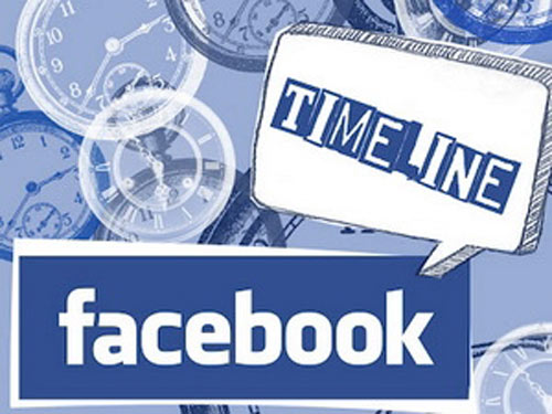 Facebook tung ra giao diện Timeline mới - 1