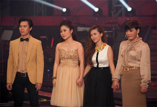 Hương Tràm đăng quang quán quân The Voice - 3