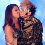 Ca nhạc - MTV - Thanh Thảo âu yếm hôn Đan Trường