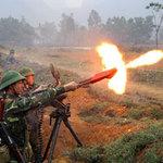 Tin tức trong ngày - Chùm ảnh quân đội diễn tập sẵn sàng chiến đấu