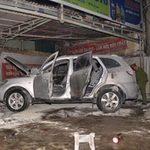 Tin tức trong ngày - Bơm nhầm xăng cho khách làm cháy ô tô