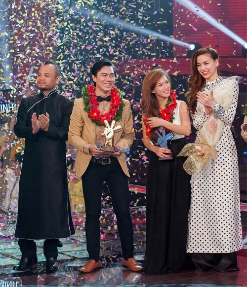 Hương Tràm đăng quang quán quân The Voice - 10
